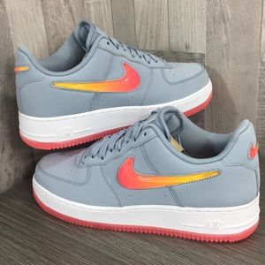 Nike Air Force 1 '07 PRM 2 obsidian mist/hot punch